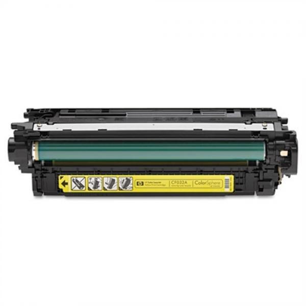 G&G analoog toonerkassett HP CF032A 646A CANON 040H Y