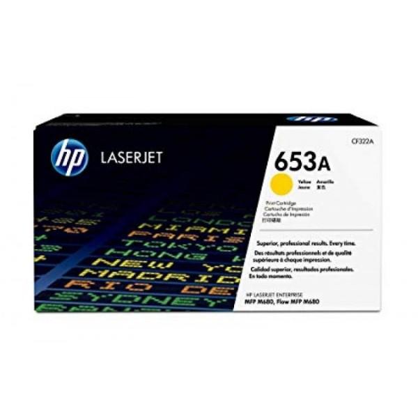 HP  tooner  CF322A 653A Y