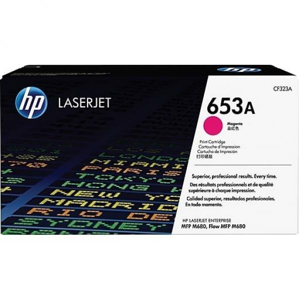 HP  tooner  CF323A 653A M