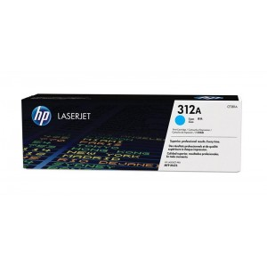 HP originaal tooner CF381A 312A C