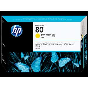 HP tindikassett C4848A  HP 80 Y