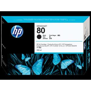 HP tindikassett C4871A  HP80 BK