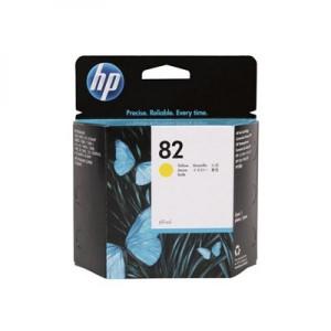 HP ink cartridge C4913A 82 Y