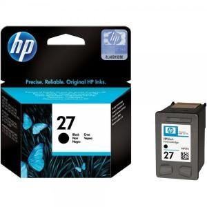 HP черный картридж C8727AE 27