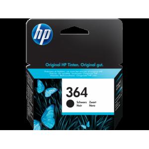 HP чернильный картридж CB316EE 364 BK