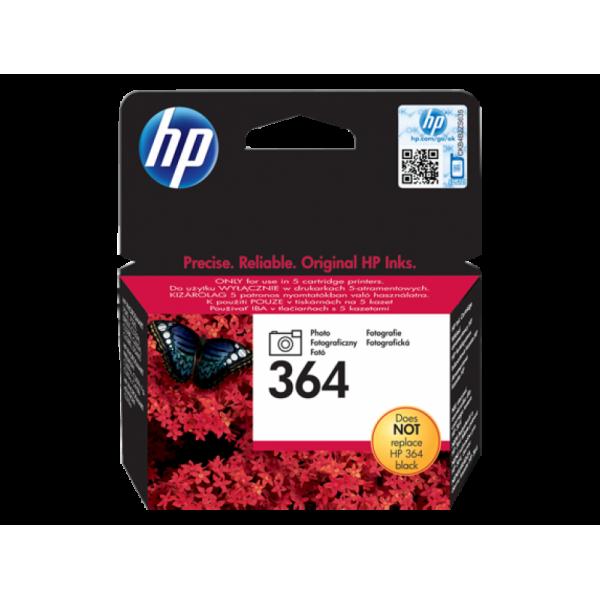 HP tindikassett CB317EE 364 PBK