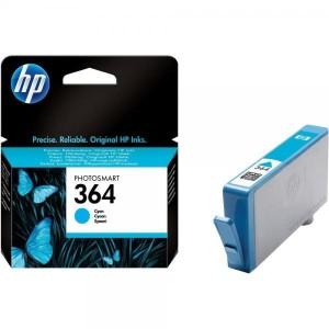 HP чернильный картридж CB318EE 364 C