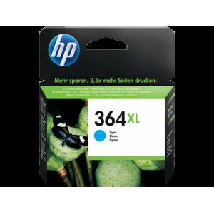 HP чернильный картридж CB323EE 364XL  Cyan CF323 CB323HE