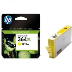 HP tindikassett CB325EE 364XL Y
