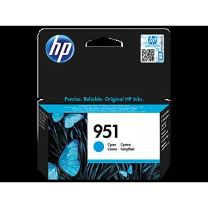HP tindikassett CN050AE 951 Cyan