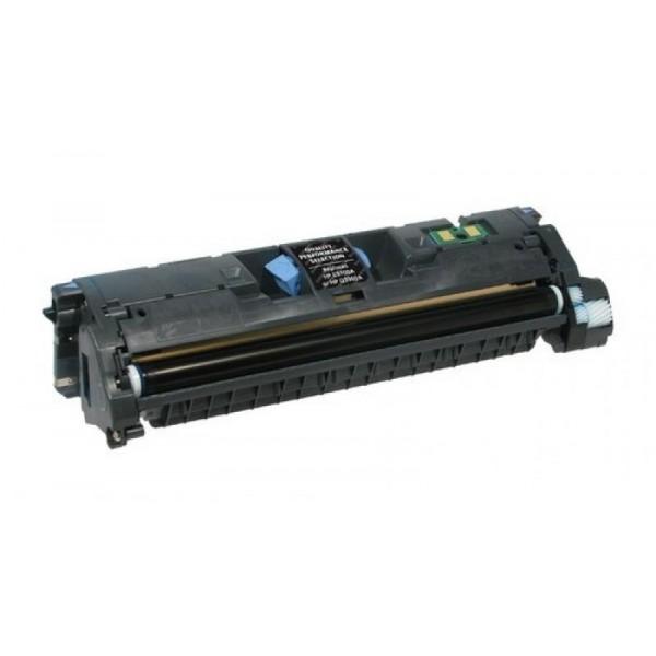 HP toonerkassett C9700A 121A BK