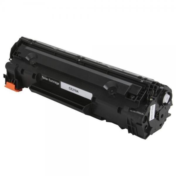 HP toonerkassett CE278A 78A CE278X 78X 3500B002 BK