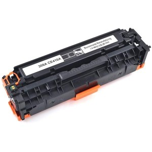 HP toonerkassett CE410A 305A BK
