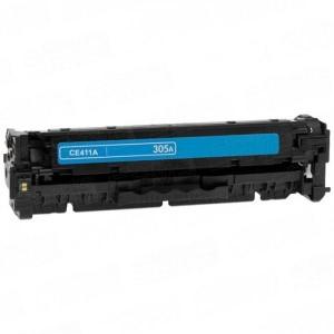 HP тонер-картридж CE411A 305A C