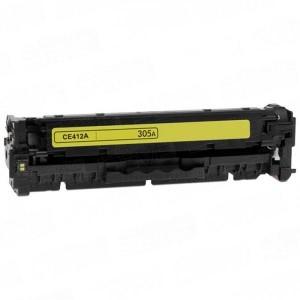 HP тонер-картридж CE412A 305A Y