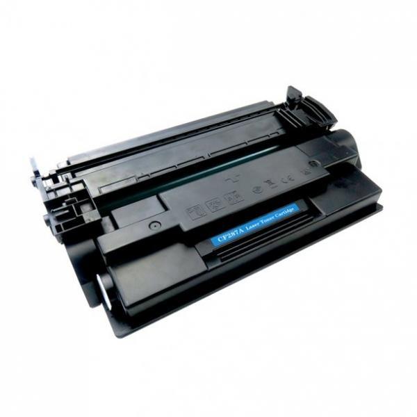 HP toonerkassett CF287A 87A BK
