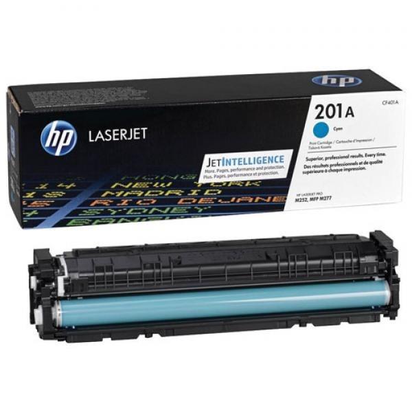 HP toonerkassett CF401A 201A