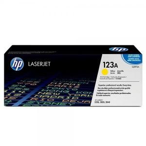 HP toonerkassett Q3972A 123A Y