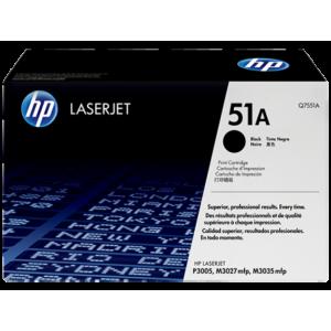 HP тонер-картридж Q7551A 51A