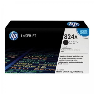 Originaal Trummel HP No.824A Black Image Unit (CB384A)
