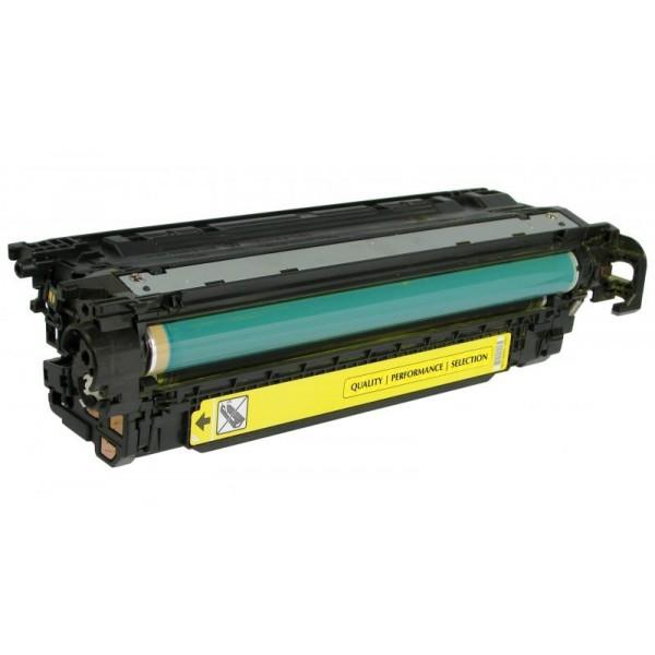 STAR analoog tooner HP CE252A 504A CP3525 CP3525N CP3525DN CP3525X CM3530 CM3530fs Canon 504X Y