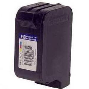 Tindikassett HP 51641A 41  CMY