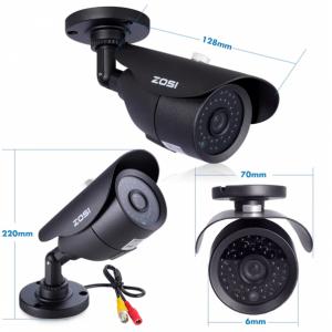 Videovalve Kaamera 1AC-2317A-B-EU