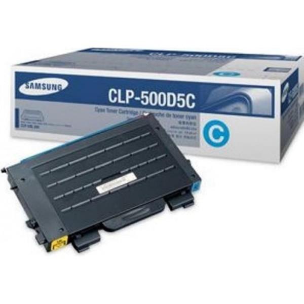 Samsung originaal toonerkassett CLP-500D5C CLP500
