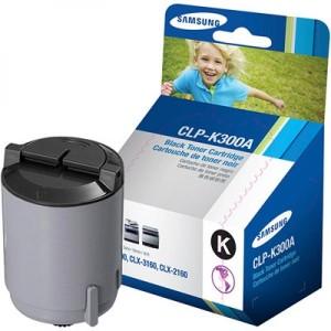 Samsung original toonerkassett CLP-K300A