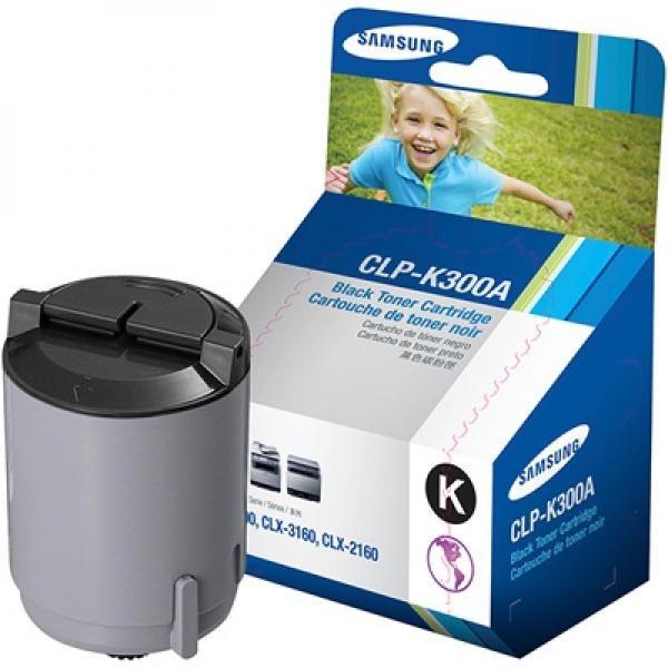 Samsung originaal toonerkassett CLP-K300A