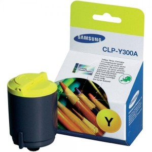 Samsung original toonerkassett CLP-Y300A