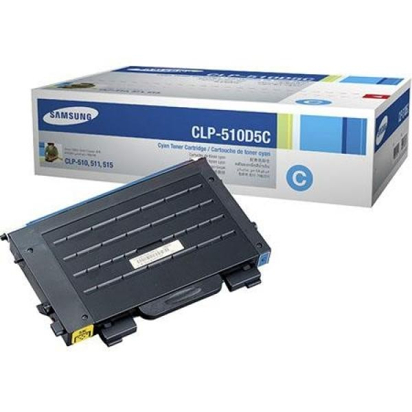 Samsung toonerkassett CLP-510D2C