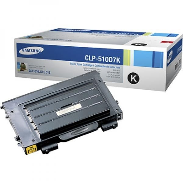 Samsung toonerkassett CLP-510D7K