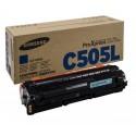 Samsung toonerkassett CLT-C505L ProXpress C2620 C2670