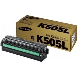 Samsung toonerkassett CLT-K505L ProXpress C2620 C2670