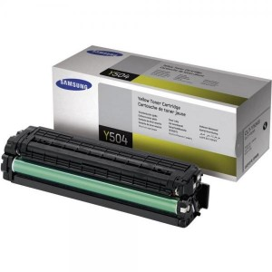 Samsung toonerkassett CLT-Y504S