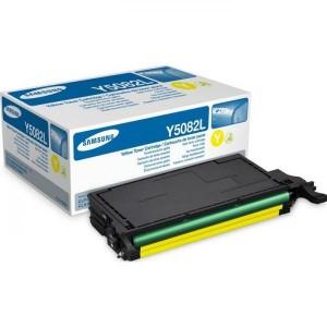 Samsung toonerkassett CLT-Y5082L