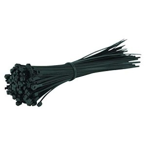 cable ties 4,6x300 mm