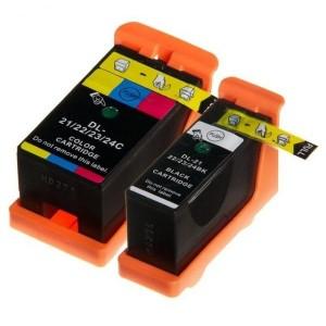 Dore analoog tindikassett Dell 21/22 color