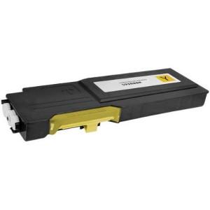 Dore analoog toonerkassett Dell 593-BBBR YR3W3 Yellow