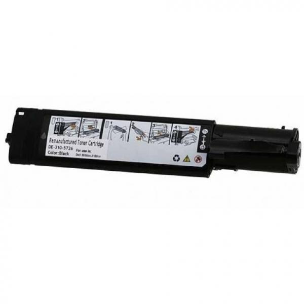 G&G analoog tooner Dell 593-10067 5362 K4971 BK Black