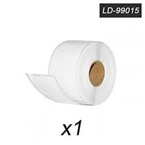 Dore analoog Genuine Dymo Large Multi Purpose Labels LD-99015 54mm x 70mm