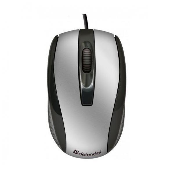 Optiline hiir Defender Optimum MM-140 GY/BK
