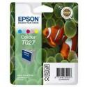 Epson tindikasset C13T02740120 T027 C/M/Y/LC/LM