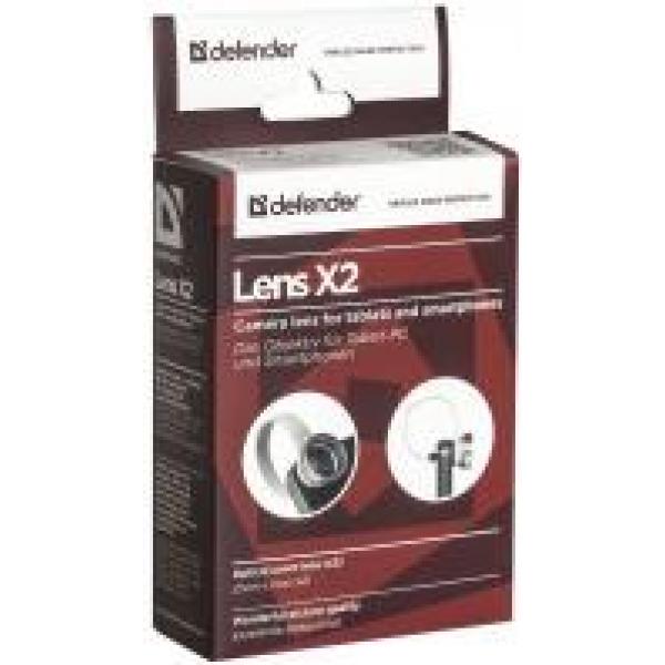 Defender Lens X2 objektiiv nutitelefonile ja tahvelarvutile.