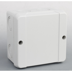 Fireproof junction box 88x88x53 IP65