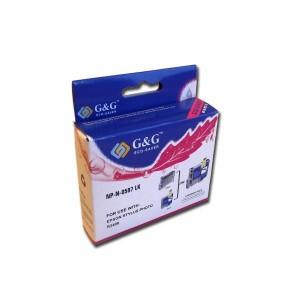 G&G аналоговый чернильный картридж  Epson C13T05974010 T0597