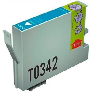 Prinker tindikassett Epson C13T03424010 T0342 Stylus Photo 2100 2200