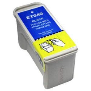 RedBox Чернильный картридж 0T040BK C13T04014010 T040