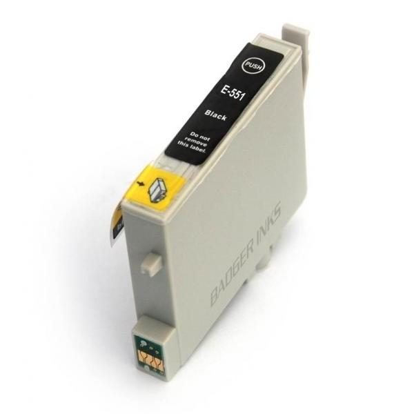 RedBox analoog tindikassett Epson T0551BK C13T05514010 T0551